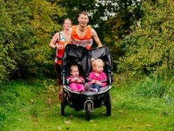 170 runners take part in Oswestry's first park run