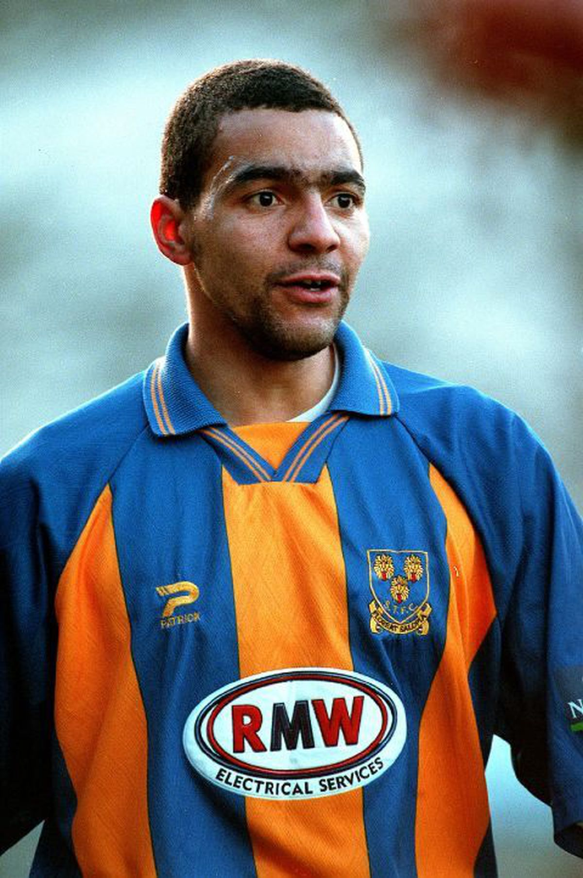 Whelan managed just 25 league appearances for Town, where he was hampered by injuries