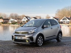 UK Drive: The Picanto X-Line brings rugged crossover looks to Kia's supermini