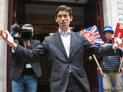 Rory Stewart tops poll for BBC leadership debate performance