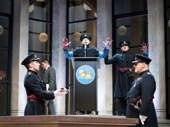 Titus, Royal Shakespeare Company, Stratford-upon-Avon - review and pictures