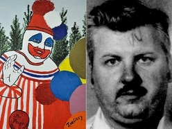 Serial killer's paintings set to reach thousands at Shropshire auction