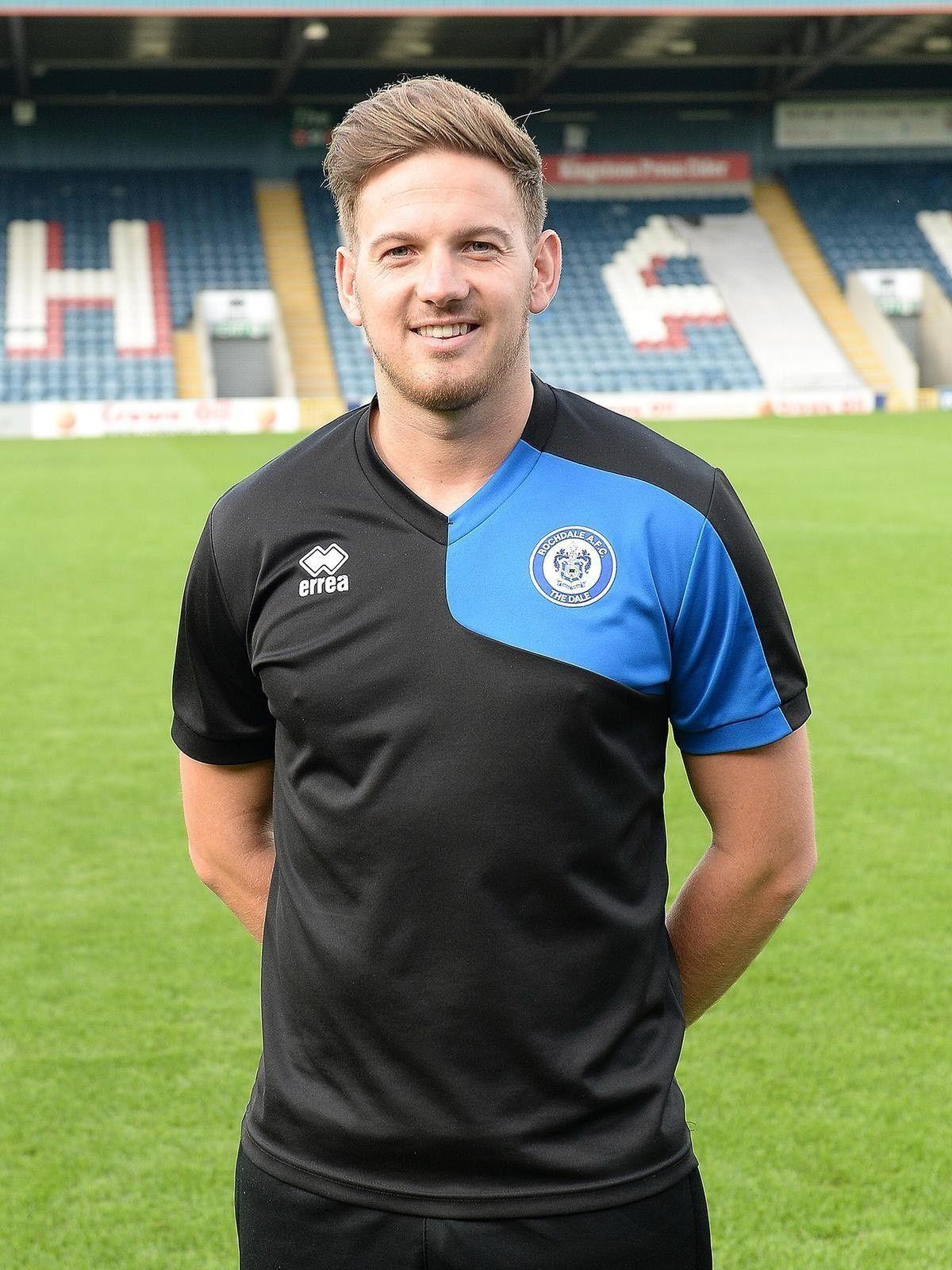 Danny Lloyd at Rochdale AFC