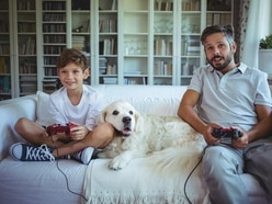 This dog had the most unimpressed reaction to her owner playing video games