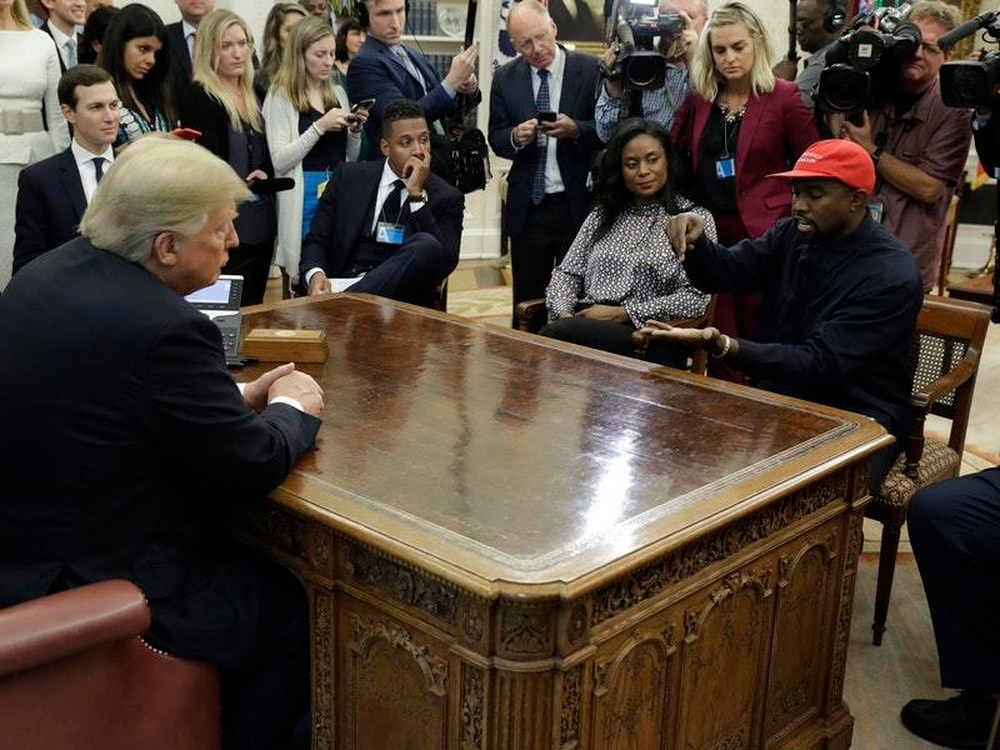 Kanye West to Visit Donald Trump at the White House