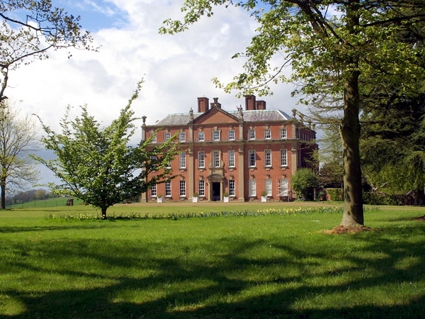 South Shropshire mansion's collection of treasures to go under hammer