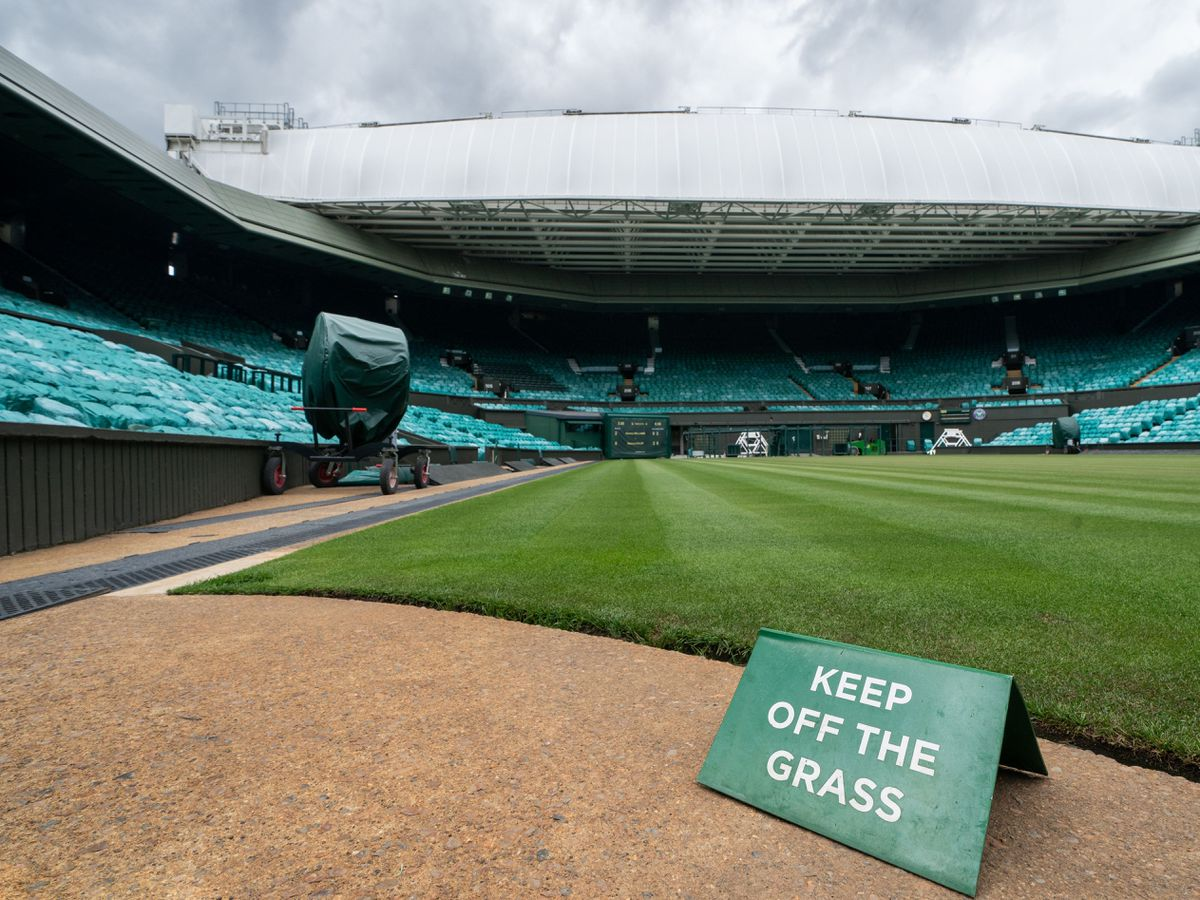 Wimbledon returns to the sporting calendar after being cancelled in 2020