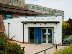 New Shrewsbury hospital sign will help patients living with dementia