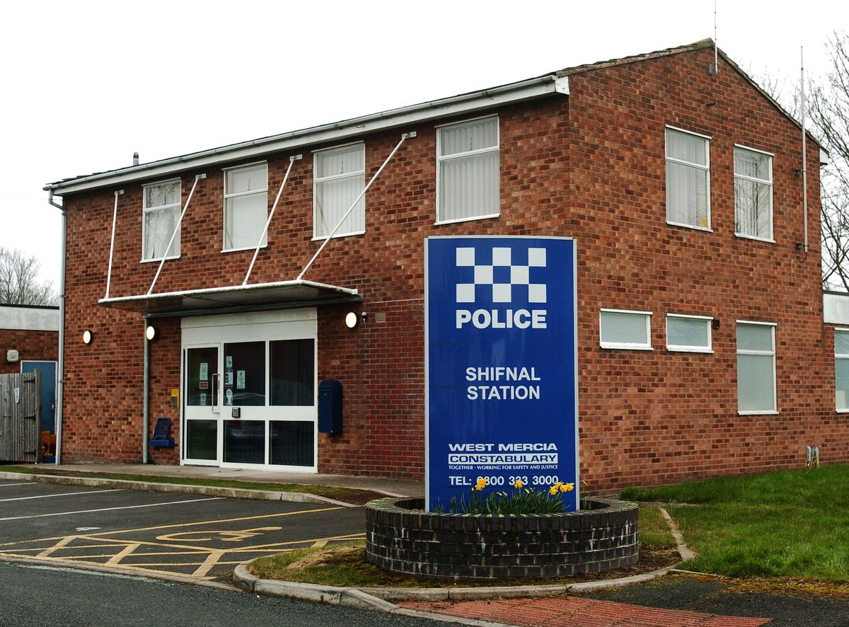 Shifnal's former police station