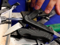 Knife crime in Wales reaches record levels