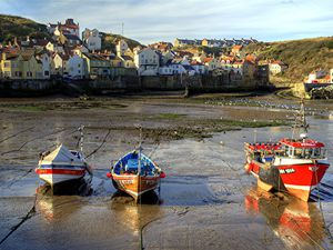 Staithes – lovely, but little (Photo: Chris Kirk)