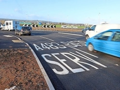 Consultation on work at Oswestry's Mile End roundabout