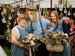 GALLERY: Thousands turn out for day one of Shrewsbury Flower Show