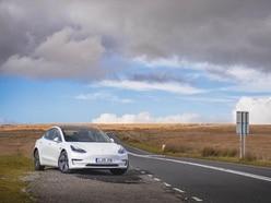 UK Drive: The Tesla Model 3 is an electrifying tech-fest