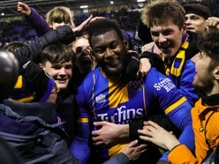 Shrewsbury Town defender Aaron Pierre hoping to spring an upset on hero Virgil Van Dijk