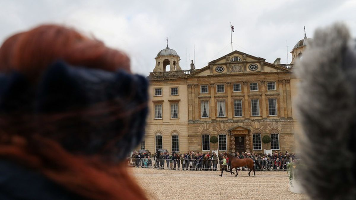 Emily Gilruth airlifted to hospital after fall at Badminton Horse Trials