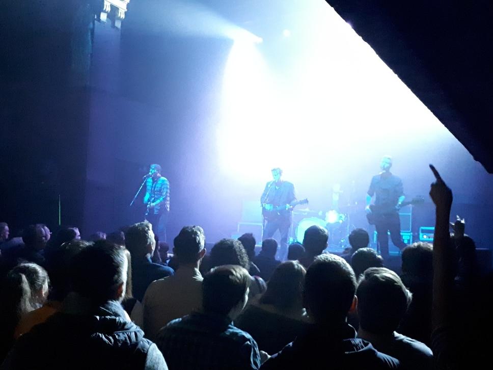 The Futureheads, O2 Institute, Birmingham - review