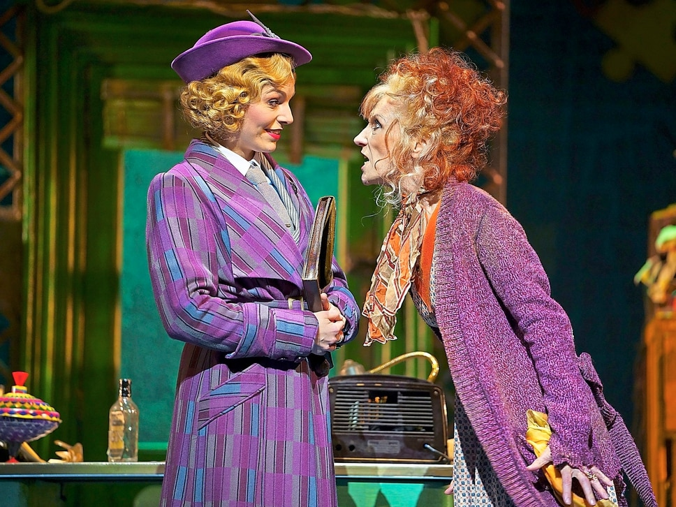 Actress Anita still loving stage life: Anita Dobson talks ahead of role in Annie at Wolverhampton Grand