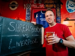 Our cup runneth over! Shrewsbury looks forward to big clash