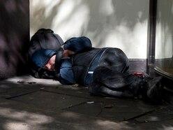 Tackling rough sleeping in Shrewsbury 'a priority' - councillor