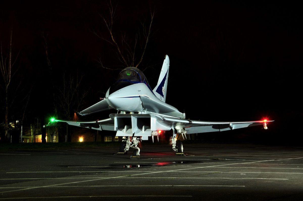 British Aerospace Experimental Aircraft programme EAP
