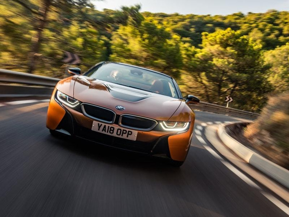 First Drive Bmw S I8 Roadster Forges A New Path For Drop Top