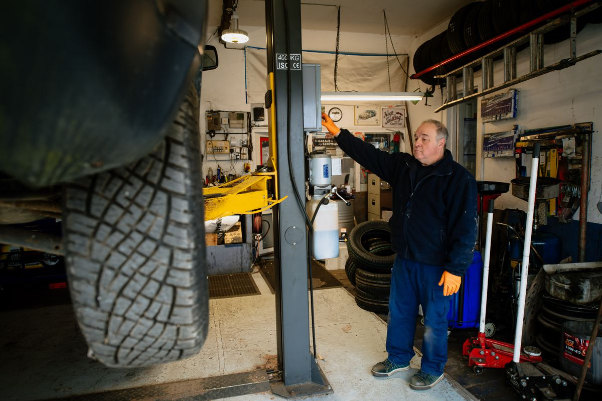 Romneys Auto Repairs can stay open as it is an essential service