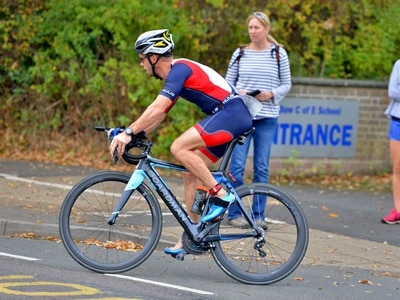 Gold medal-winning Paralympic triathlete taking part in Ludlow event