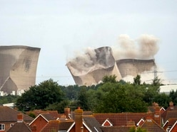 Power station demolished three years after worker deaths