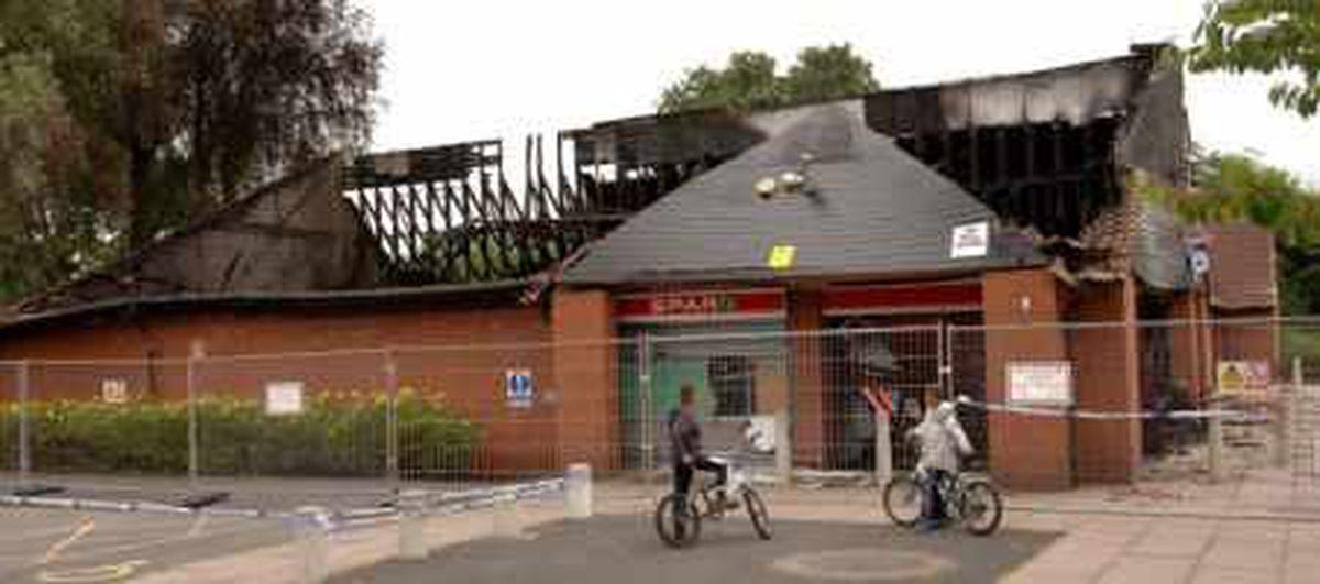 Shropshire Housing extends fire