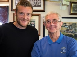 Jamie Vardy a 'total one-off' says former non-league chairman that gave him his chance
