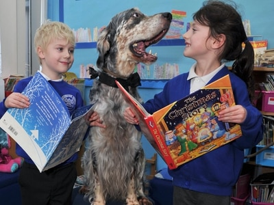 Woody booked for Telford primary school reading event