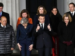 Emmanuel Macron: UK and France are making a new tapestry together
