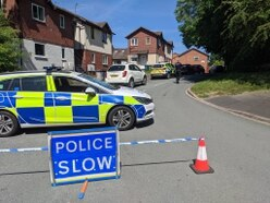 Man in hospital with multiple injuries after Shrewsbury 'hammer and axe attack'