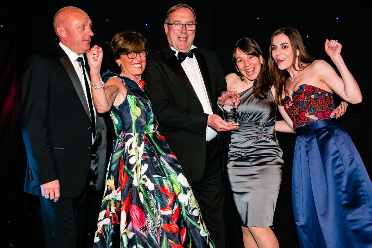 Micro Business of the year: Caradoc Medical Services