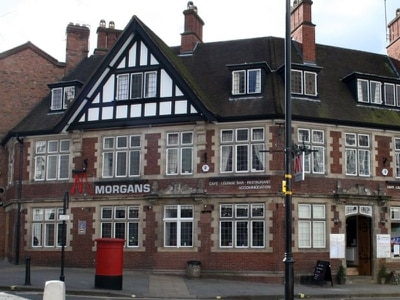 Morgans at The Exchange Hotel: Shrewsbury venue landlord promises to honour all bookings after dispute