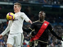 Real Madrid return to winning ways with narrow victory over Rayo Vallecano