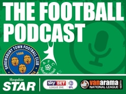 Shropshire Football Podcast - Episode three: Shrimpers + Stockport=Success?
