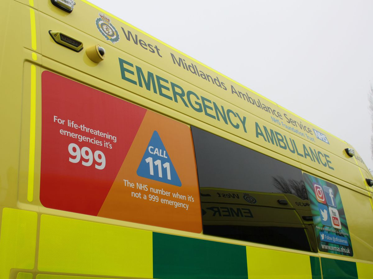 Four ambulance stations across Shropshire will close their doors next week