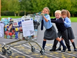 Newport school collection is a trolley good idea