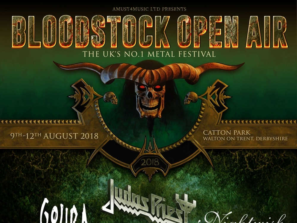 Bloodstock Festival 2018: Metal 2 The Masses competition returns to Birmingham and Wrexham
