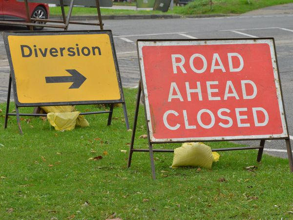Motorists are seeing more roads being closed as Shropshire Council works to fix potholes around the county