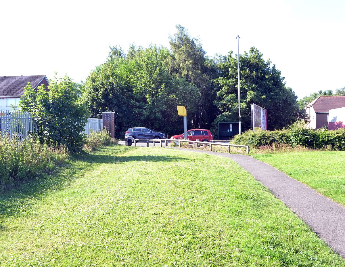 Today the Ketley level crossing and station building have long gone.