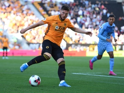 Matt Doherty refuses to press Wolves panic button