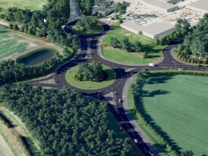 The Shrewsbury North West Relief Road has received more than 4,000 objections