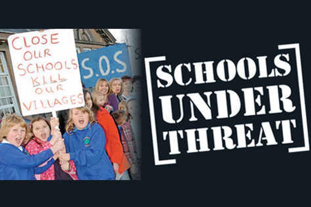 Hammer blow of Shropshire schools cuts