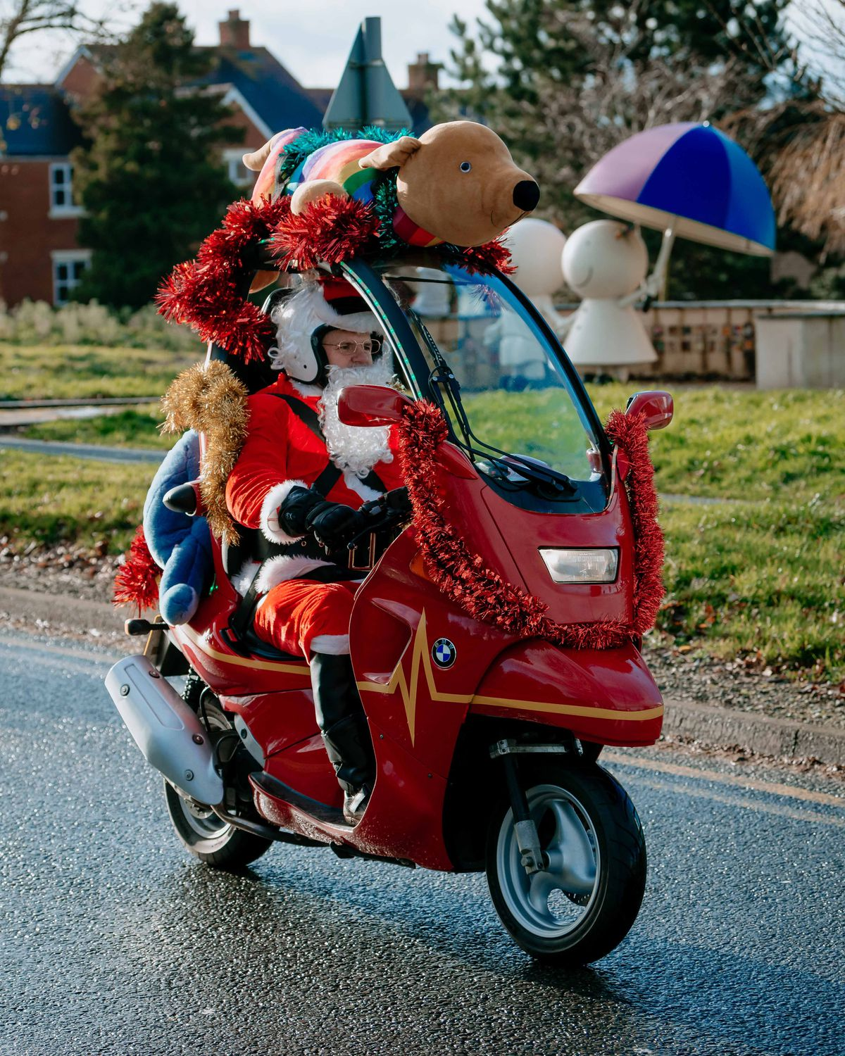 The Midlands Riders' 2019 Christmas Toy Run