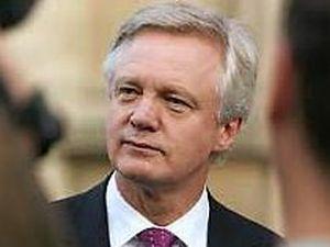 Brexit Secretary David Davies