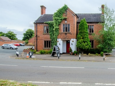 Shropshire coaching inn goes on the market for £825,000