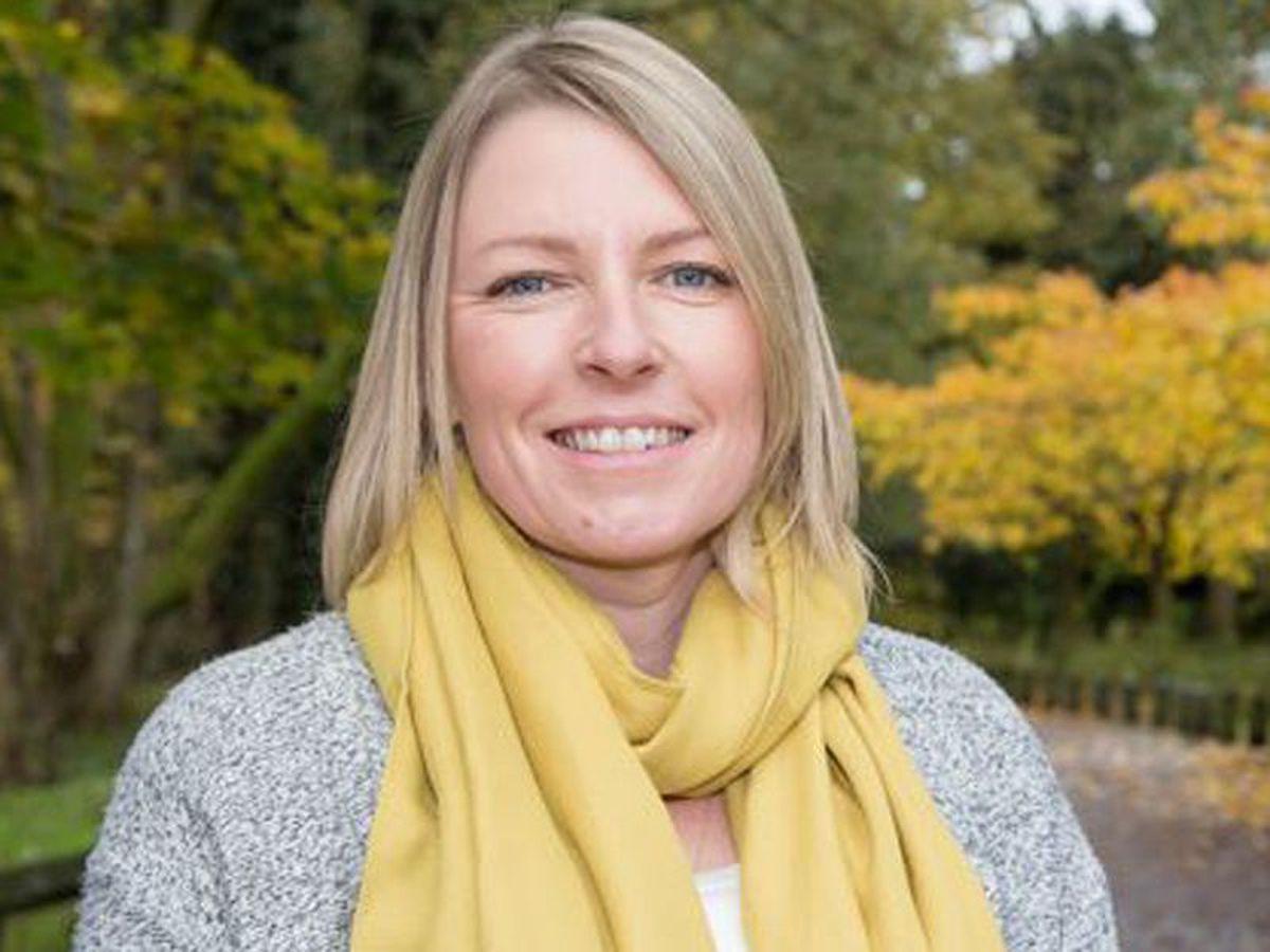 Councillor Carolyn Healy